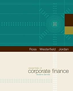 Amazon essentials of corporate finance 9780071221153 stephen essentials of corporate finance the mcgraw hillirwin series in finance insurance fandeluxe Gallery