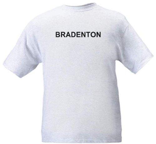 BRADENTON - City-series - Heather grey T-shirt - size XXL ()