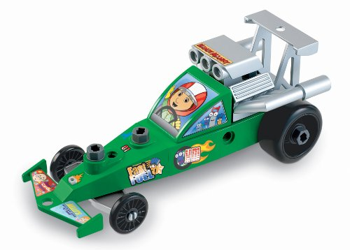 Fisher-Price Handy Manny Fix-It Dragracer