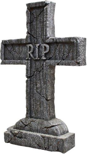 Rest In Peace Cross Tombstone
