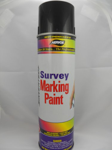Marking Aervoe Paint (Aervoe Black Marking Paint (spray))