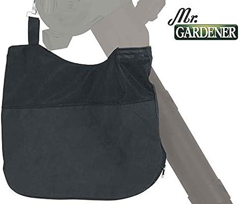 Mr Gardener Saco colector de Hojas para batería Aspirador soplador ...