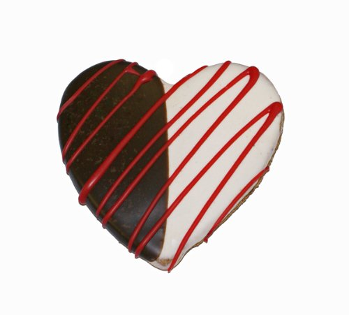 Pawsitively Gourmet Valentine Candies Cookies for (Candy Heart Treat)
