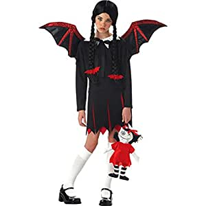 California Costume Girl's Very Bat Girl Costume, Large