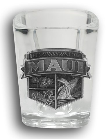Maui Medallion Shot Glass ()