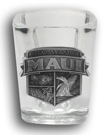 Maui Medallion Shot Glass ()