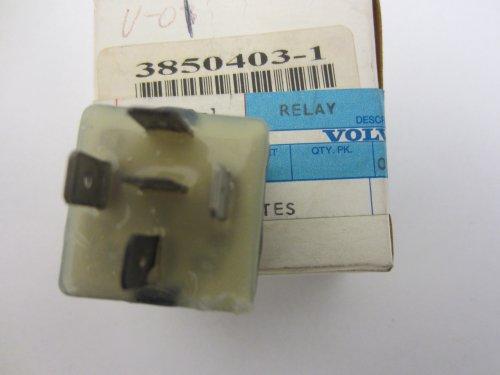 Volvo Penta Relay (Volvo Penta/OMC Cobra OEM Electric Fuel Pump Relay Fuse 3857533, 3850403)