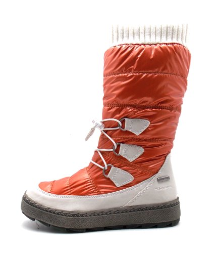 Tamaris - Snowboots - 1-26638-39 Orange-Carrara