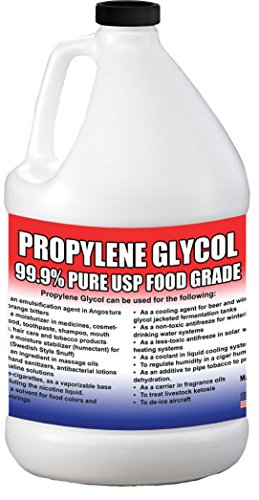 Top 10 recommendation propylene glycol usp food grade 2019