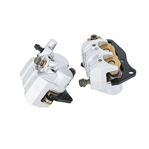 XFMT Left & Right Front Brake Caliper Set Compatible with YAMAHA RHINO 660 2004-2007/ YAMAHA RHINO 450 2006-2009 by XFMT (Image #8)