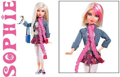 Liv Dolls - Sophie (Dolls Accessories Liv)