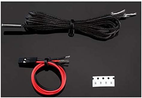 PT1000 Cartucho de termistor para impresora 3D E3D Volcano / v6 ...