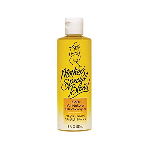 Mother's Special Blend All Natural Skin Toning Oil, 8-Ounce by Mother's Special Blend