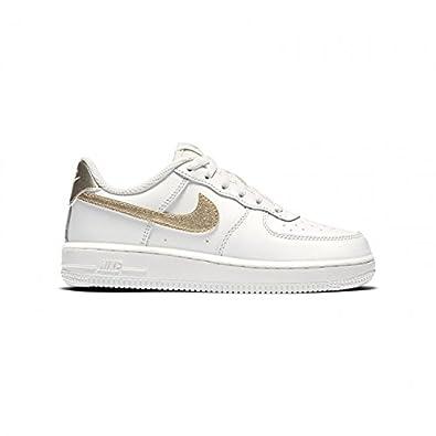 Nike Force 1 (PS), Zapatillas de Baloncesto para Niñas, Blanco ...