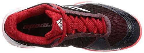 Zapatillas Club Rojo Barricade Hombre Rojo para adidas 000 Tenis de T6Enw