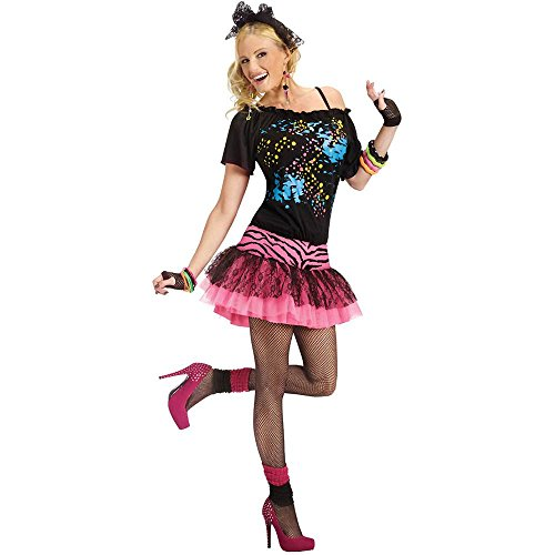 80s Party Diva Adult Costume