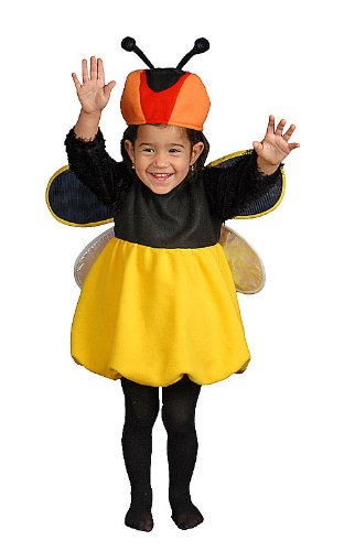 Firefly Dress Child Halloween Costume Size 4T (Halloween Costumes Firefly)