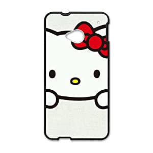 HDSAO Hello kitty Phone Case for HTC One M7 case
