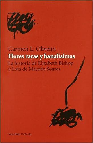 Book Flores Raras y Banalisimas