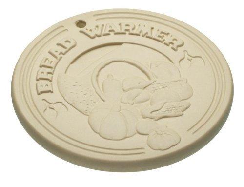 Ceramic Bread Warming Stone - 6