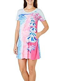 Womens Lido Beach Nightgown