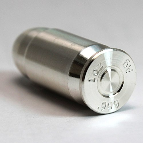 Large Product Image of 1 oz. Silver Bullet - .45 Caliber ACP