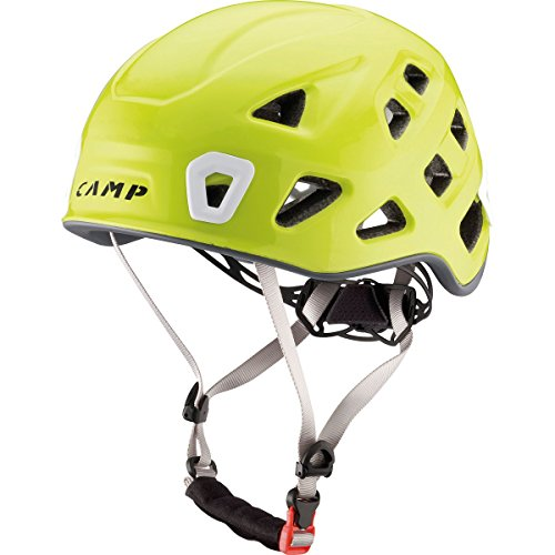 C.A.M.P. Storm Helmet-Lime-L by Camp