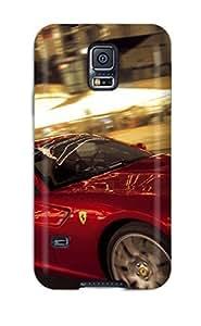 lintao diy HfTKnIa3042VZpSK Case Cover, Fashionable Galaxy S5 Case - Ferrari 599 Gtb Wallpaper