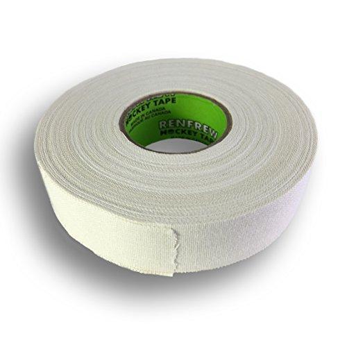 White Cloth Hockey Tape - 3