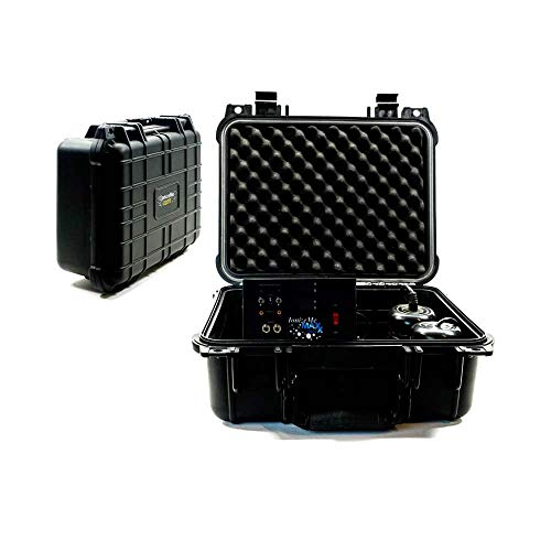 (Heavy Duty Carrying Case For IonizeMe Maxx & Elite Systems)