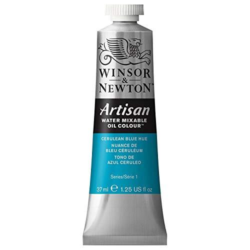 Winsor & Newton 1514138 Artisan H20 Oils 37ML.CERILEAN Blue HUE 37 mL