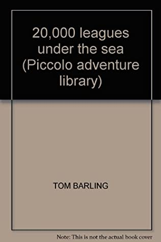 book cover of 20, 000 Leagues Under the Sea
