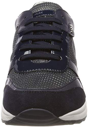 C Mujer navy Airell Azul Zapatillas Geox C4002 D Para AFq1Z1