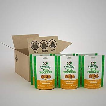 Amazon.com : Greenies Pill Pockets Soft Dog Treats