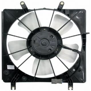 Left Hand Side Replacement Radiator Cooling Fan Assembly
