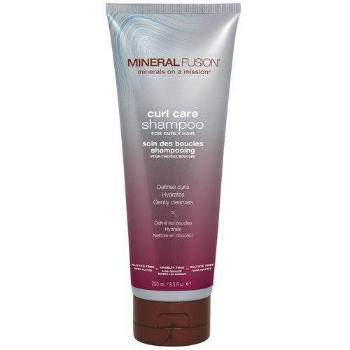 Mineral Fusion Shampoo, Curl Care, 8.5 Ounce