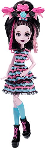 Draculaura Monster High Doll Costume (Monster High Girls Party Hair Draculaura Doll)