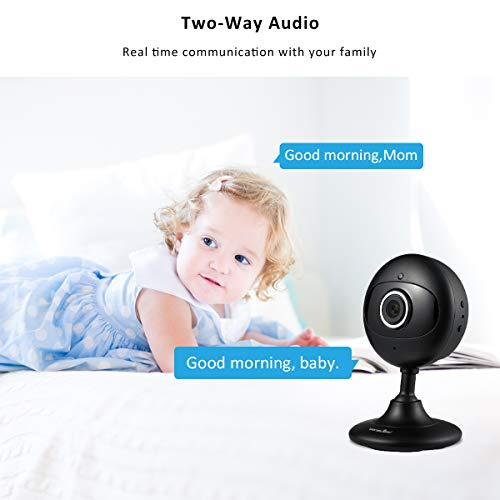 Wansview New Version Home Security IP Camera,1080P Wireless - Import