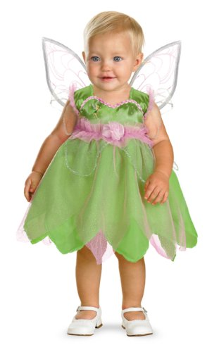 Baby Tinker Bell Costume size 12 - 18 months