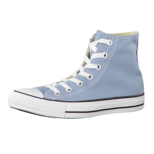 Converse Chuck Taylor All Star Core Hi, Zapatillas de Tela Para Unisex Adulto Blau (Dusk Blau)