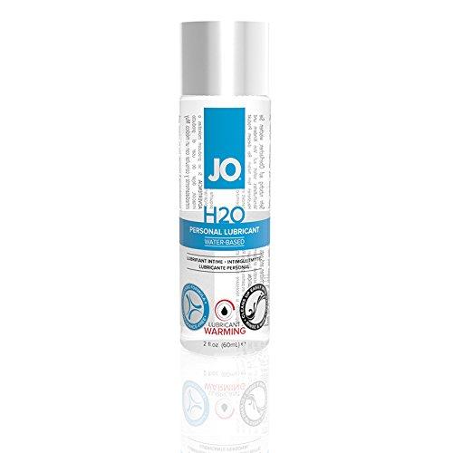 JO H2O - Warming - Lubricant (Water-Based) 2 fl oz / 60 ml