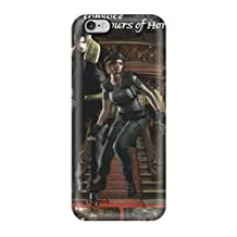 Iphone 6 Plus Case Cover - Slim Fit Tpu Protector Shock Absorbent Case (resident Evil)
