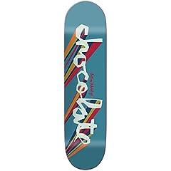 Chocolate Justin Eldridge Original Chunk Wr37 Skateboard Deck -7.25 DECK ONLY - (Bundled With FREE 1'' Hardware Set)• Brand: Chocolate - 100% Original• Deck Width: 7.25''• Model: Original Chunk Wr37• NOTE: Does not come with griptape. Griptap...