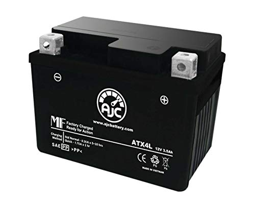 (Exide 4L-BS Replacement Battery This is an AJC Brand)