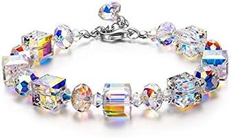 Susan Y Weihnachtsgeschenk damen armband frauen schmuck kristalle von swarovski geschenke für frauen mama damen freundin...