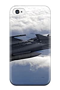 Hot Tpye Aircraft Case Cover For Iphone 4/4s