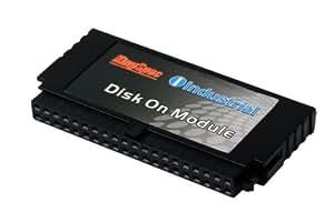 Módulo Kingspec SSD (70), de 44 pin IDE PATA, 2GB Flash, DOM, KDM 44VS.1-002GMS, 2GB Flash Drive en el módulo, práctica y rápida con 44pin
