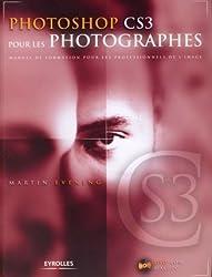 Photoshop CS3 pour les photographes (1Cédérom)