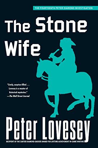 The Stone Wife (Peter Diamond Book 14)