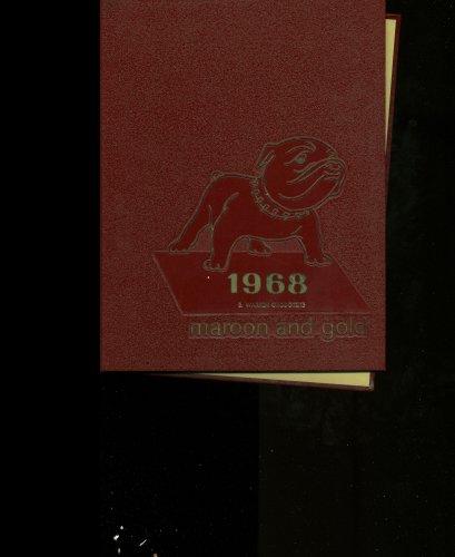 (Reprint) 1968 Yearbook: Glassboro High School, Glassboro, New ()